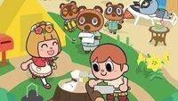 Animal Crossing New Horizons Deserted...
