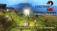 Guild Wars 2: Guild Wars 2 World Bosses : Legendary Ley Line Anomaly