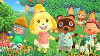 UK charts Animal Crossing New Horizons...
