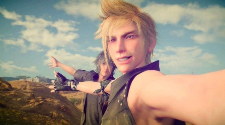Final Fantasy 15 Dev Not Worried About Nude Mods on PC