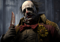 Dead By Daylight Gets Creepy Tome...