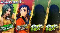 Samurai Shodown DLC characters...