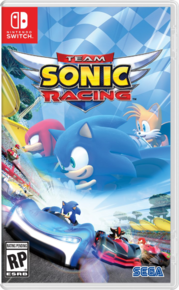 game: Team Sonic Racing