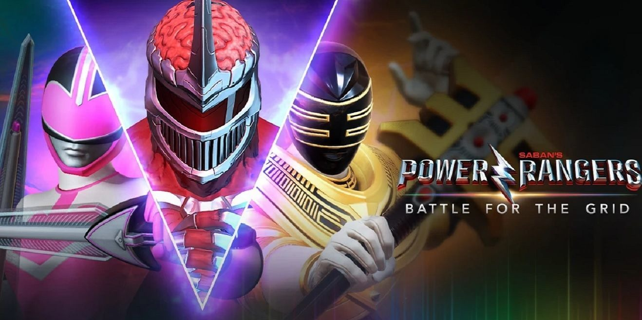 Power Rangers Battle for the Grid Guest Fighters We