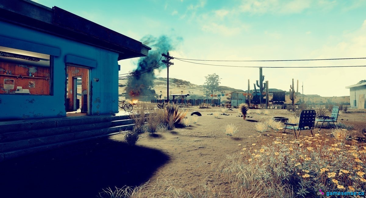 Check out the New Desert Map in Playerunknown's Battlegrounds