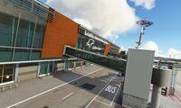 Microsoft Flight Simulator Ljubljana...