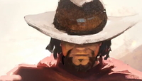 McCree's new name in Overwatch...