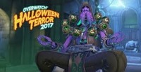 overwatch: Overwatch gameplay holloween terror event 2017