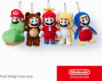 Super Mario 35th anniversary products...