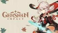 Genshin Impact Kaedehara Kazuha...