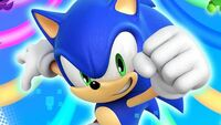 UK Charts Sonic Colors Ultimate...