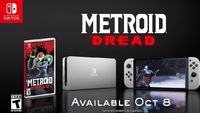 Metroid Dread receives first North...