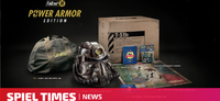 "Fallout 76: NEWS Fallout 76 Power Armor Edition Canvas Bag ""Baited And Switched""; Falsely Advertised"