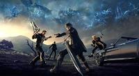 Final Fantasy XV December 2017...