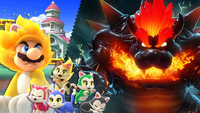 Bowser's Fury spirits on the way...