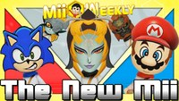 Mii Weekly  Nintendo Announces...