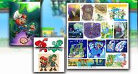Mario  Luigi Superstar Saga concept...