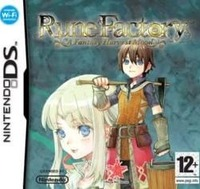 Rune Factory: A Fantasy Harvest Moon game