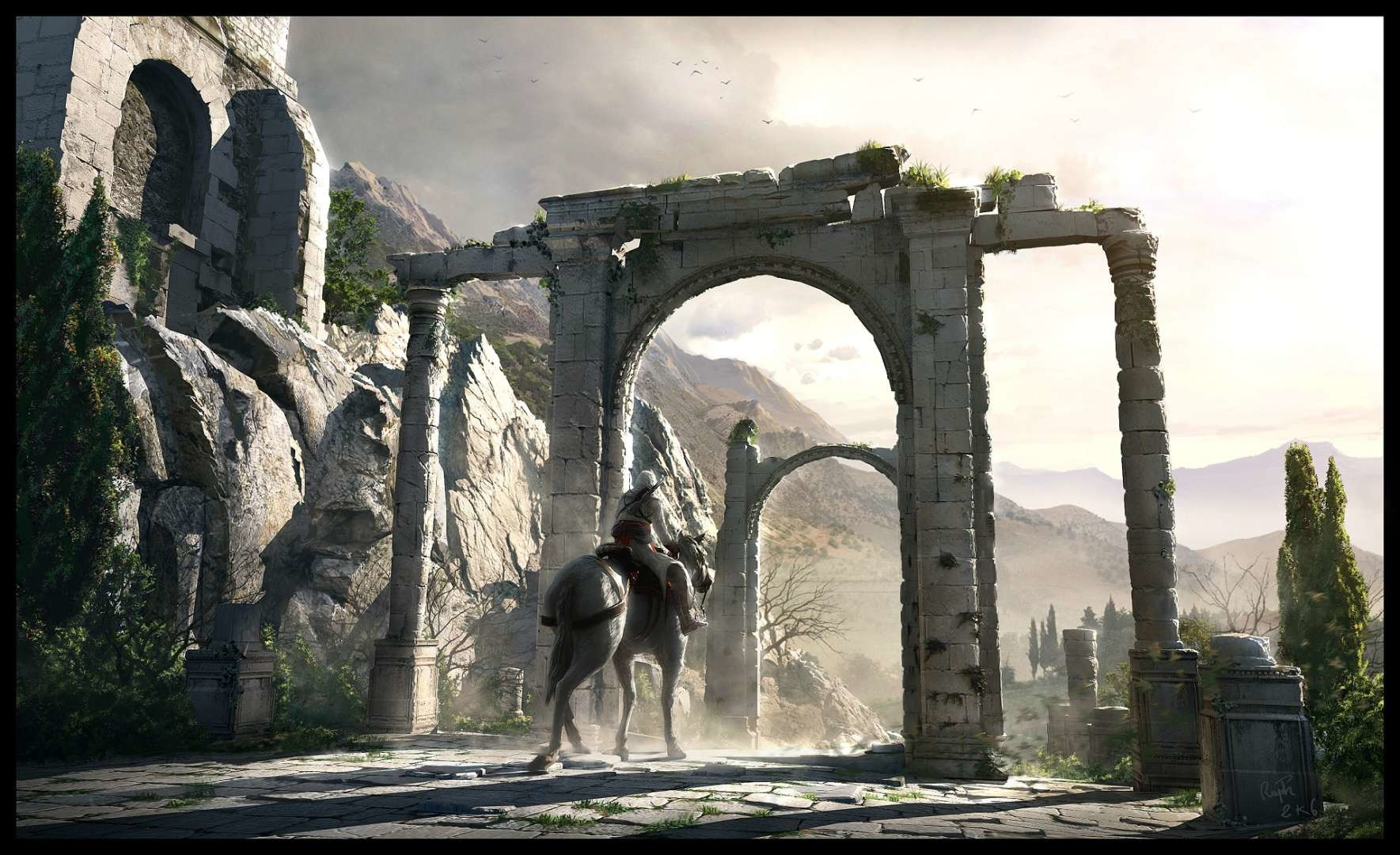 Assassin's Creed Franchise Art Director is Leaving Ubisoft