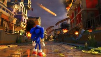 Sonic Forces: Sonic Forces - New Infinite battle footage revealed