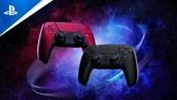 New DualSense Midnight Black and...