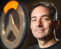 Blizzard Entertainment vice president...