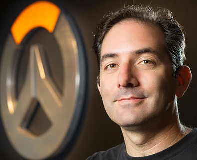 Blizzard Entertainment vice president and Overwatch