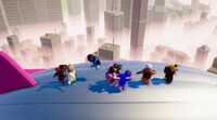 Gang Beasts Switch gameplay