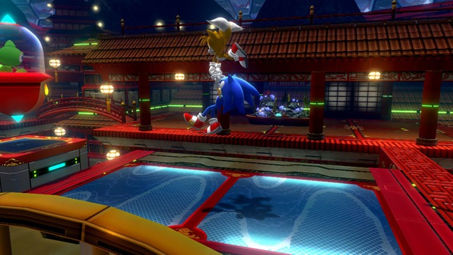 Sonic Colors: Ultimate adding Tails Save feature and Jade Ghost Wisp power