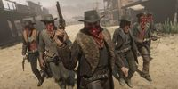 Red Dead Online Players Pranked...