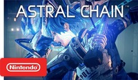 Astral Chain: ASTRAL CHAIN - New Screen Shots And Information Released