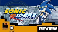 Sonic Riders: X-Play Classic - Sonic Riders Review