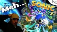Sonic Colors kinda sucks Cooper's...