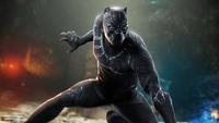 Black Panther Civil War Skin Coming...