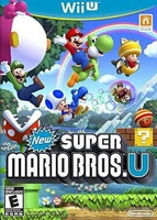 New Super Mario Bros. U: Nicely done world design