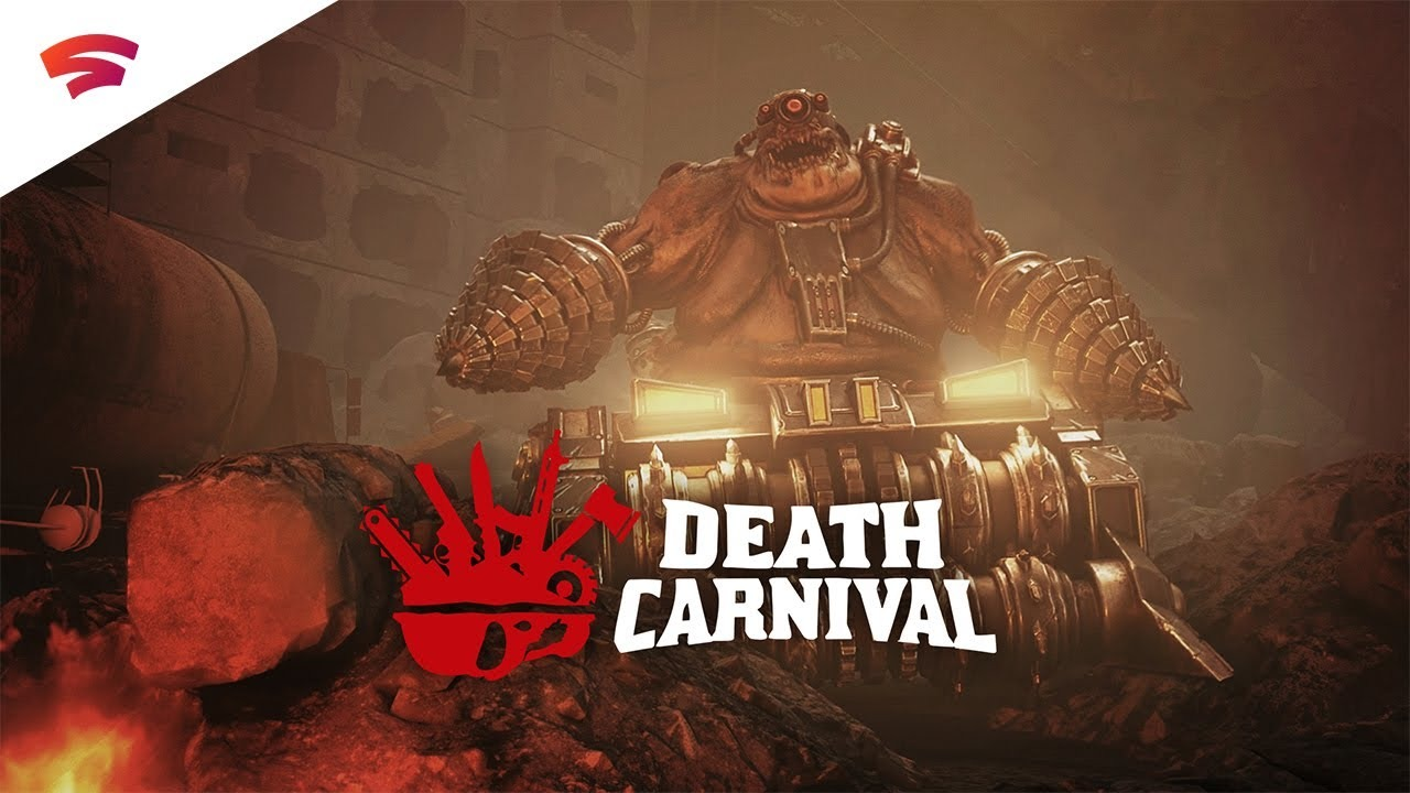 Death Carnival  Official Trailer 2  Stadia