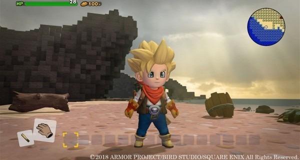 Dragon Quest Builders 2 first details, screenshots