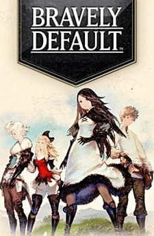 Bravely Default game