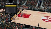 How To Change The Camera Angle In NBA 2K22