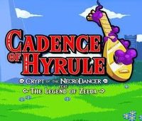 game: Cadence of Hyrule