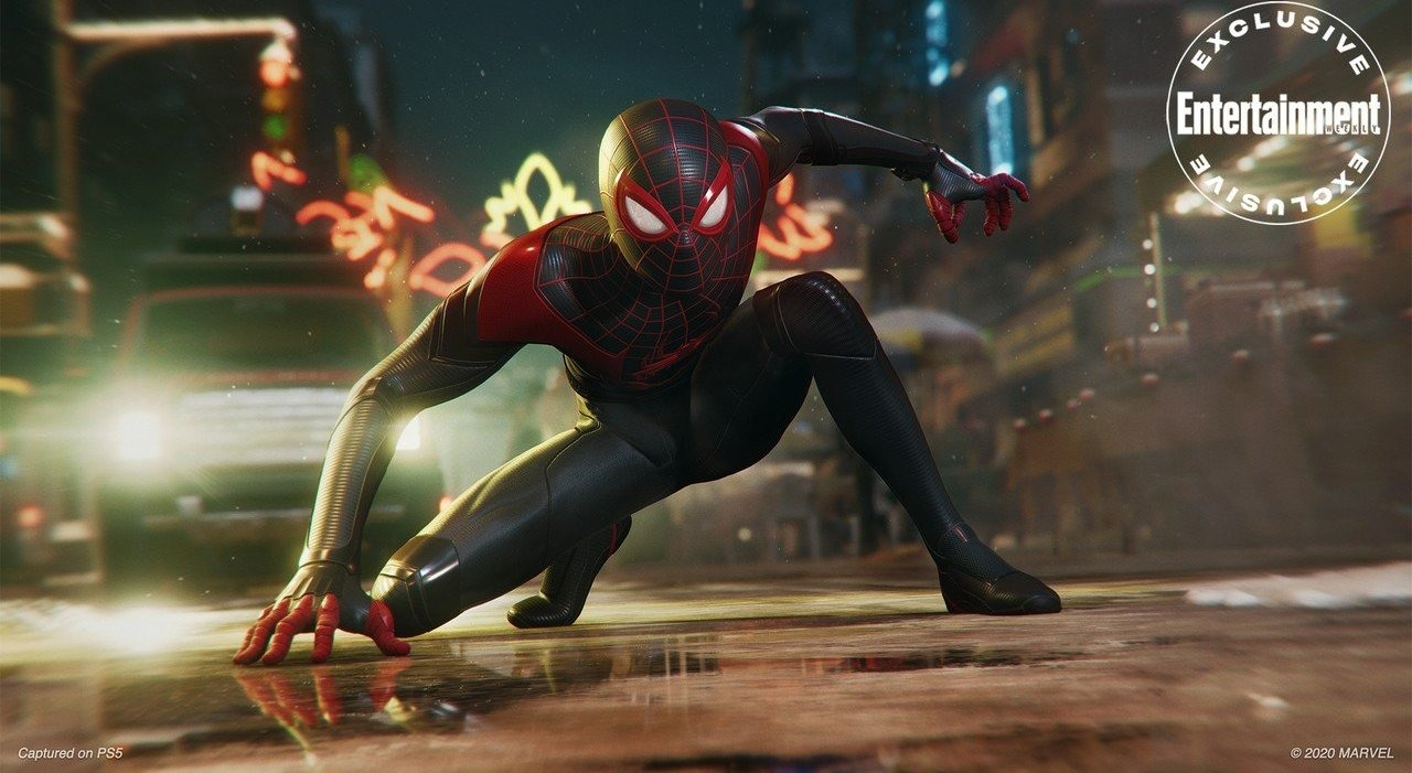 Here's a New Marvel's Spider-Man: Miles Morales PS5 Screenshot