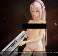 Tales of Arise  Nude Mod released...