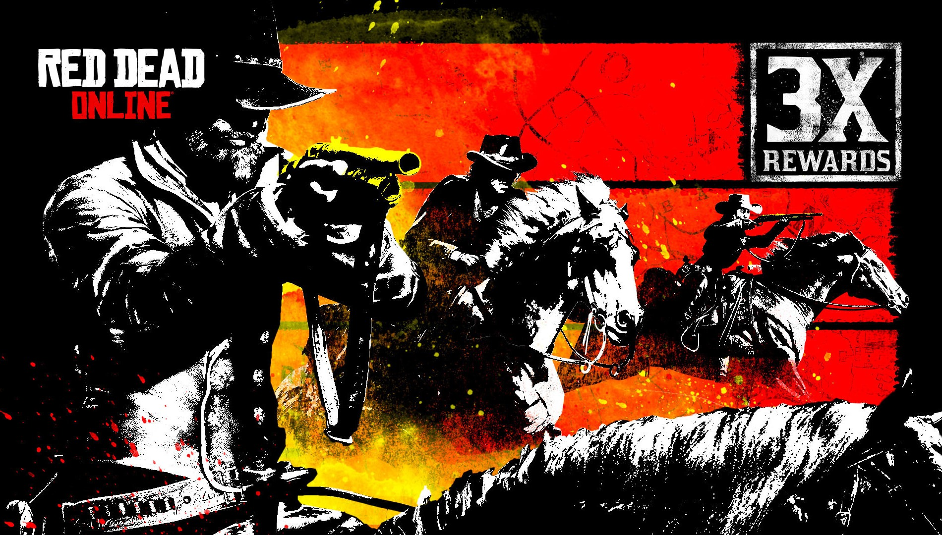Get triple rewards in Red Dead Online horse races