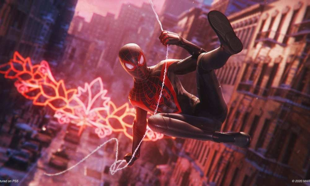 Call of Duty Reclaims the UK Throne, But Spider-Man Miles Morales Tops Boxed PS5 Sales