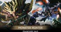 Nintendo's Monster Hunter Sale...
