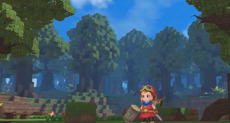 Dragon Quest Builders 2 developers discuss multiplayer, production status