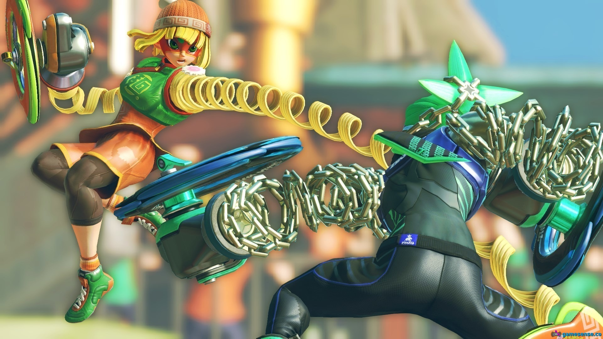 Arms Update 1.1.0 Released, Adds LAN Play, Fixes, More - Niche Gamer