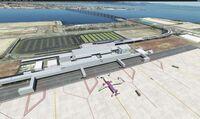 Microsoft Flight Simulator Kobe...
