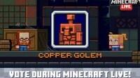 Minecraft Reveals The Copper Golem...