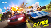 'Joy Ride' Update introduces cars...